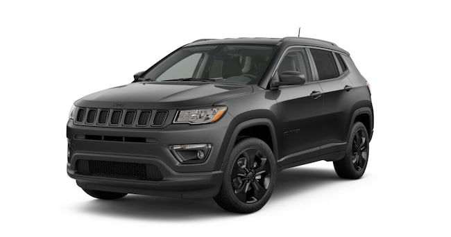 New 2019 Jeep Compass ALTITUDE 4X4 Sport Utility near Amherst