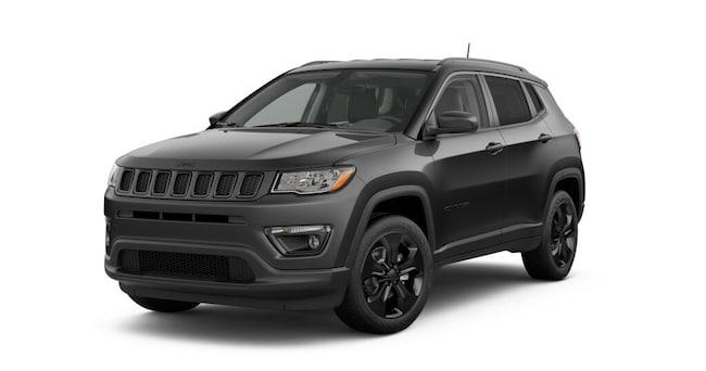New 2019 Jeep Compass ALTITUDE 4X4 Sport Utility near Amherst