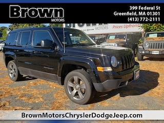 Used 2015 Jeep Patriot Latitude 4x4 SUV 3044 for sale in Greenfield