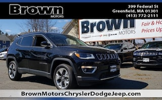 Used 2019 Jeep Compass Limited 4x4 SUV 51128B for sale in Greenfield