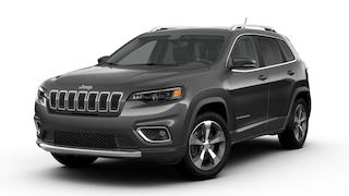 New 2019 Jeep Cherokee LIMITED 4X4 Sport Utility in Greenfield MA