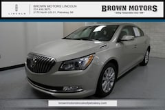 Used 2014 Buick Lacrosse 4dr Sdn Leather FWD Car