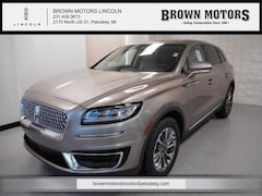 2019 Lincoln Nautilus FWD Select Sport Utility