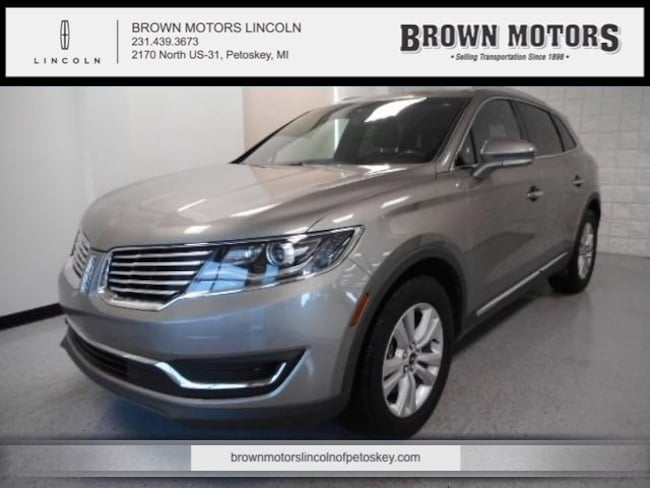 2016 Lincoln MKX AWD 4dr Premiere Sport Utility