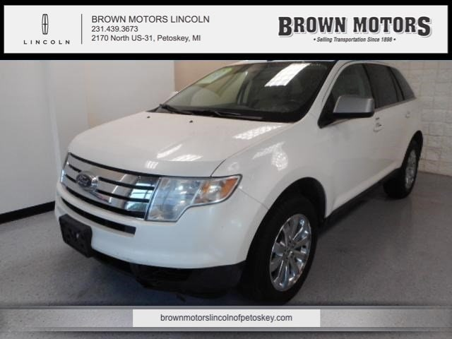 2008 Ford Edge 4dr Limited FWD Sport Utility