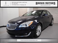 Used 2016 Buick Regal 4dr Sdn Turbo FWD