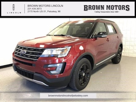 2017 Ford Explorer XLT 4WD Sport Utility