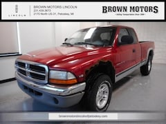 Used 1999 Dodge Dakota Club Cab 131 WB 4WD SLT Extended Cab Pickup