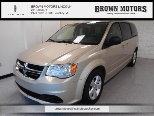 2013 Dodge Grand Caravan 4dr Wgn SE Mini-van, Passenger