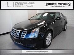 Used 2013 Cadillac CTS 4dr Sdn 3.0L Luxury AWD Car