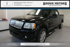 Used 2008 Lincoln Mark LT 4WD Supercrew 150 Crew Cab Pickup