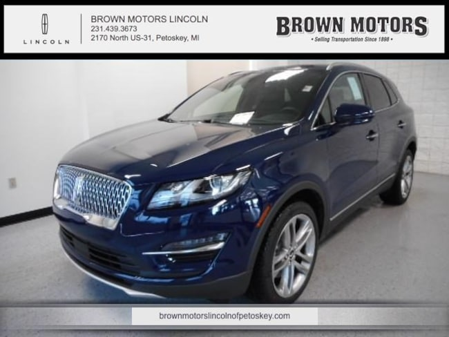 2019 Lincoln MKC Reserve AWD Sport Utility