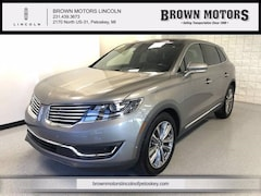 2017 Lincoln MKX Reserve AWD Sport Utility