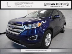 Used 2016 Ford Edge 4dr SEL AWD Sport Utility