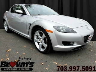 2007 Mazda RX-8 Touring Coupe