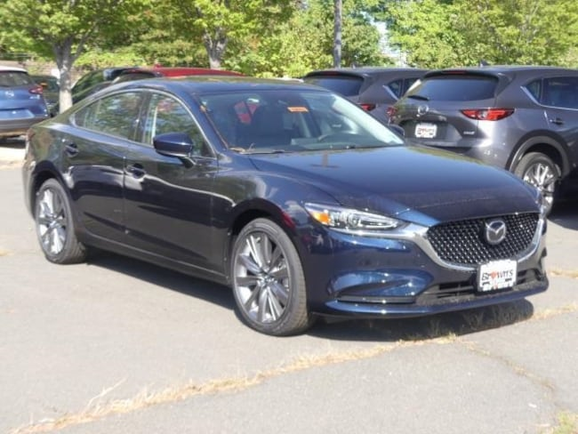 2019 Mazda Mazda6 Touring Sedan Fairfax