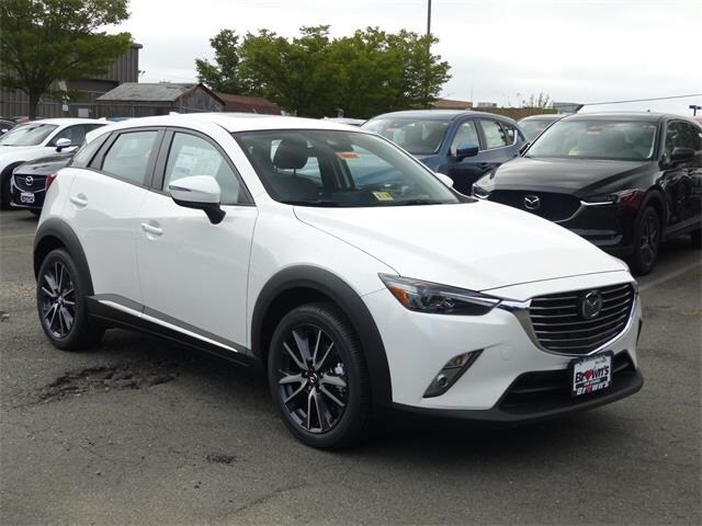 2018 Mazda Mazda CX-3 Grand Touring SUV