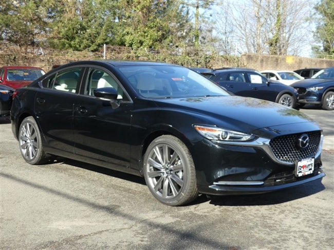 2018 Mazda Mazda6 Grand Touring Reserve Sedan Fairfax