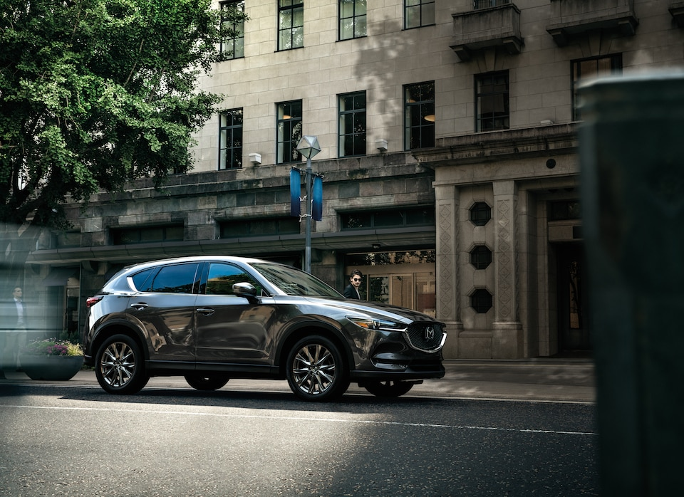 Brown'S Mazda Alexandria >> The New 2019 Mazda Cx 5 Is A Smartly Safe Crossover Brown S