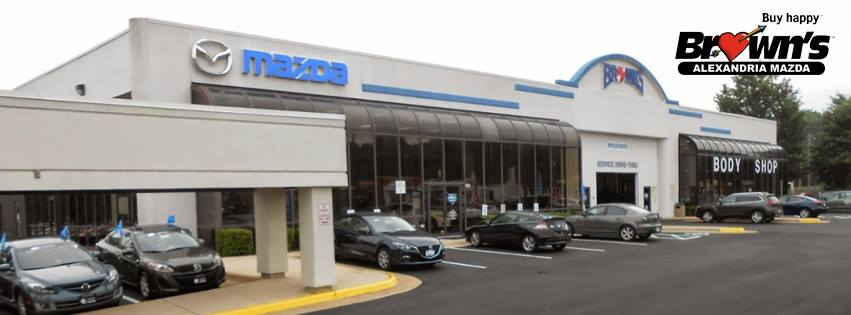 Brown'S Mazda Alexandria >> About Brown S Alexandria Mazda Auto Dealer Near Washington Dc