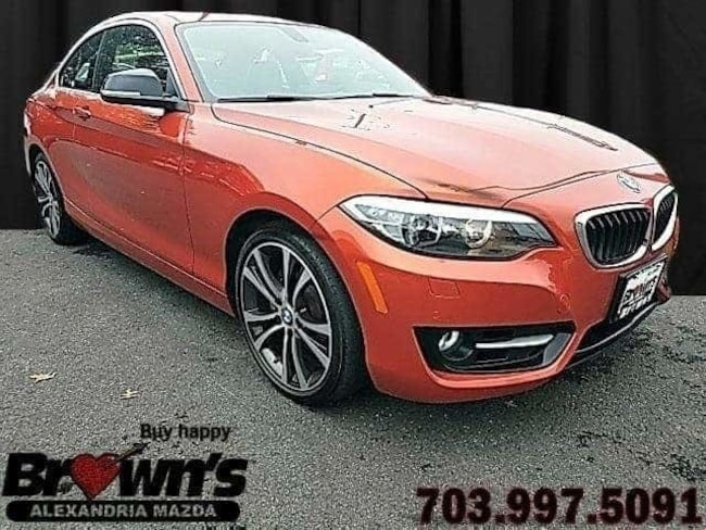 2015 BMW 228i xDrive AWD Coupe