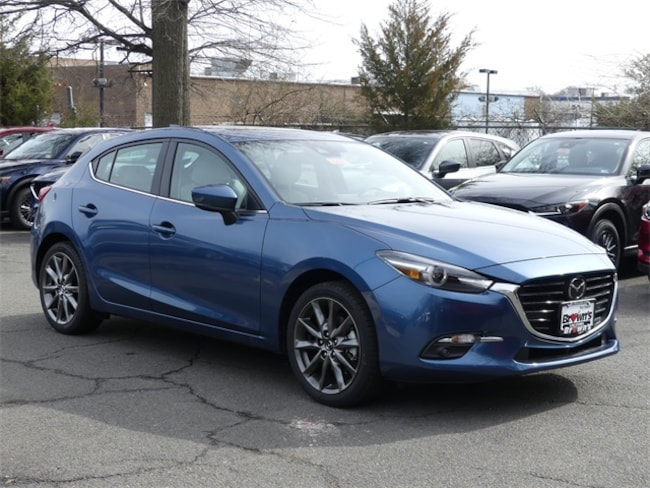 2018 Mazda Mazda3 Grand Touring Hatchback Fairfax