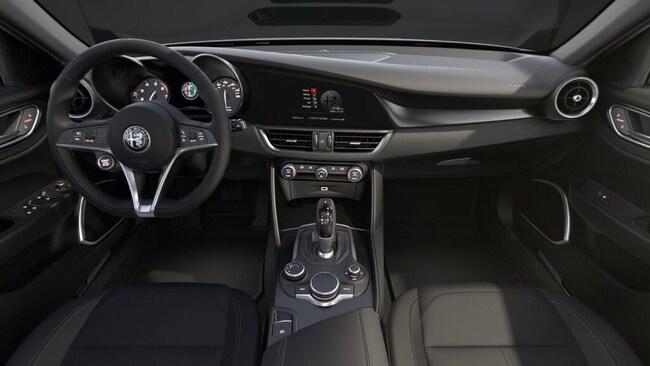 New 2019 Alfa Romeo Giulia For Sale At Brown S Alfa Romeo Vin