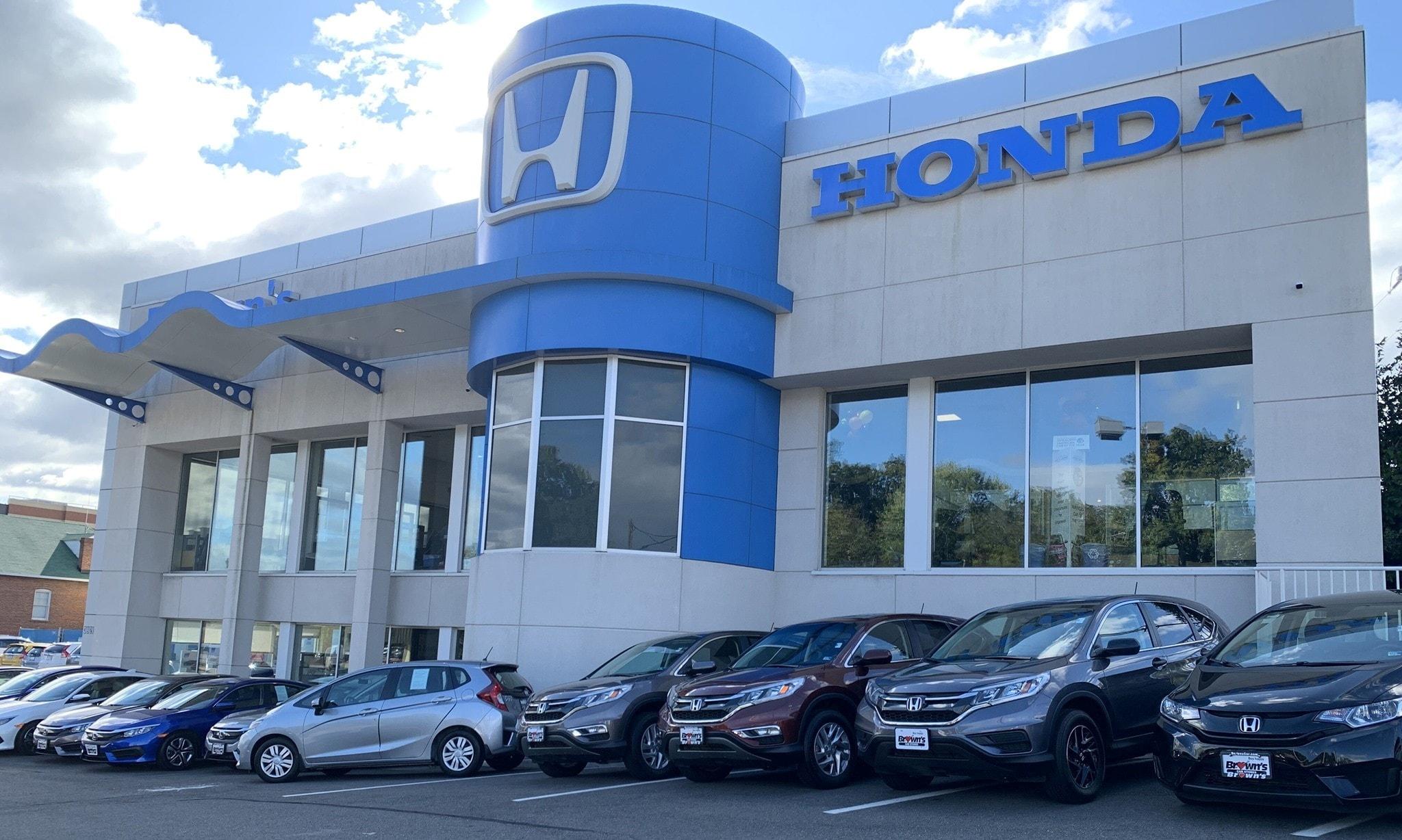Fairfax Honda Service >> About Us | Virginia Honda Dealer | Brown's Arlington Honda