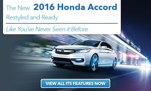 New Honda Offers U0026 Specials