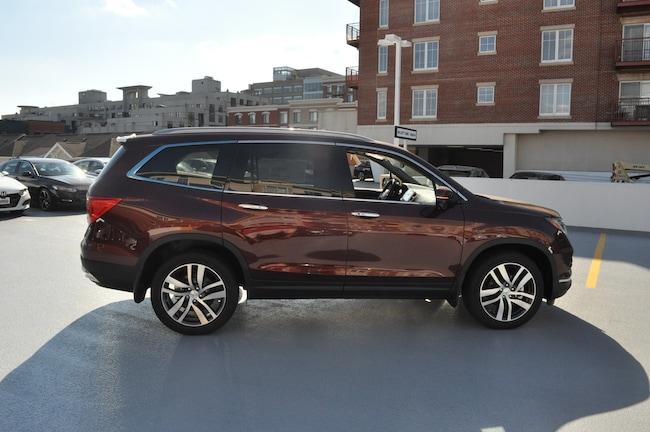 2018 Honda Pilot Touring AWD SUV Arlington