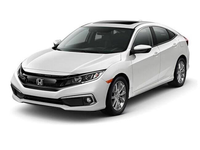 2019 Honda Civic EX Sedan Arlington
