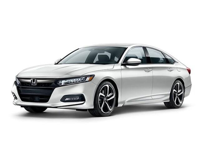 2019 Honda Accord Sport Sedan Arlington