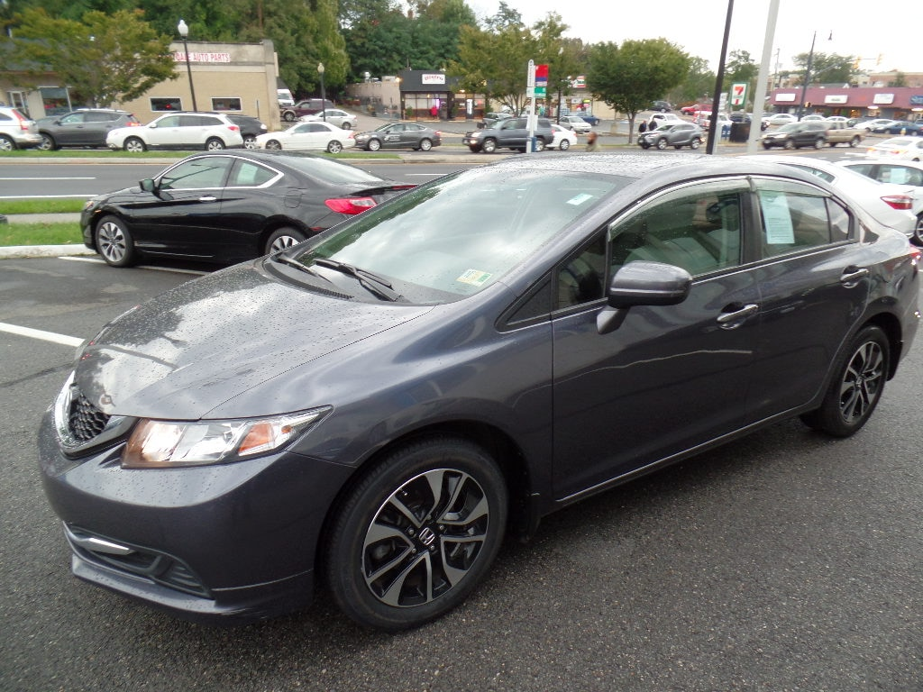 Amazing 2014 Honda Civic EX Sedan