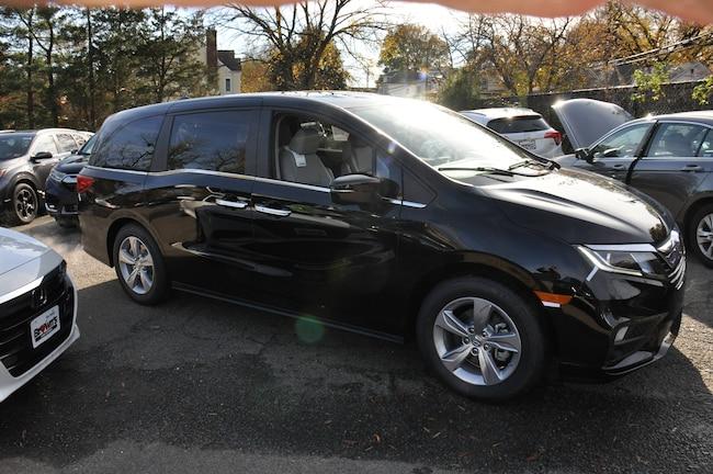 2019 Honda Odyssey EX-L Van Arlington
