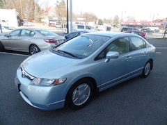 2007 Honda Civic Hybrid Base Sedan