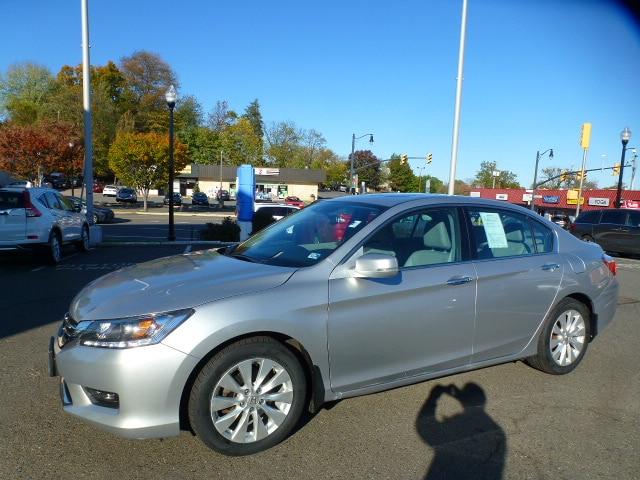 2014 Honda Accord EX-L Navigation Sedan