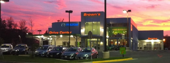 Brown'S Mazda Alexandria >> Virginia Mazda Dealers Alexandria Chantilly Fairfax Brown S