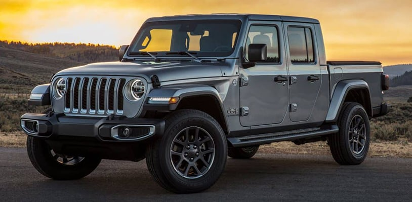 New 2020 Jeep Gladiator Browns Chrysler Dodge Jeep Ram
