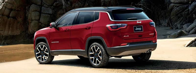 Patchogue NY New 2019 Jeep Compass
