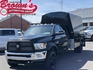 2016 Ram 5500HD Tradesman Truck