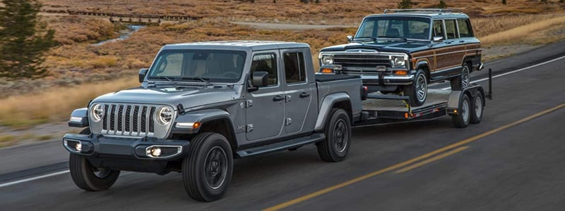 2020 Jeep Gladiator Patchogue NY