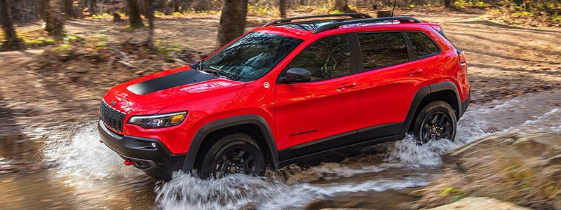New 2019 Jeep Cherokee Patchogue NY