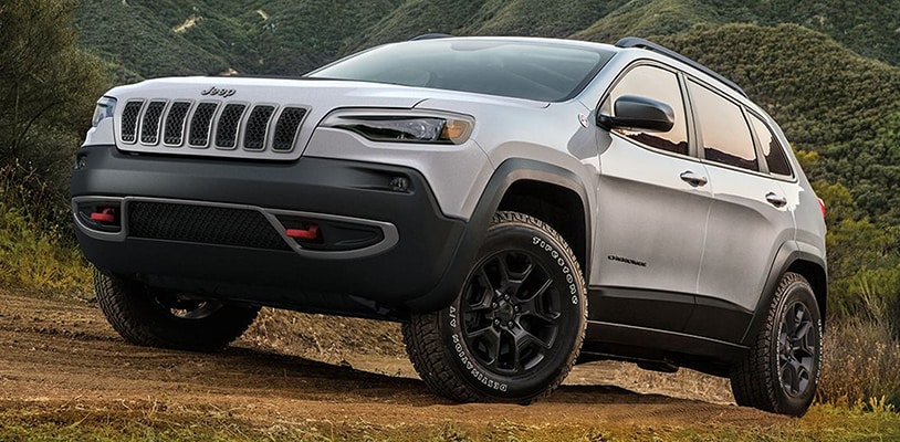 New 2019 Cherokee Browns Chrysler Dodge Jeep Ram