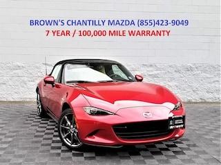 2017 Mazda Miata Grand Touring Convertible