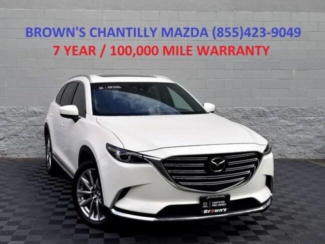 2017 Mazda CX-9 Grand Touring SUV