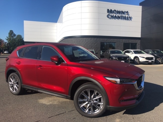 2021 Mazda Mazda CX-5 Grand Touring Premium SUV