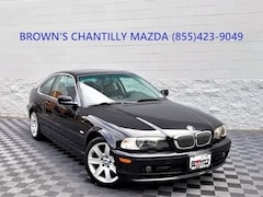 2002 BMW 3 Series 325Ci Coupe