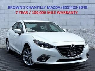 2016 Mazda Mazda3 s Sedan