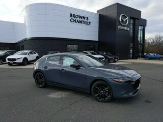 2021 Mazda Mazda3 Premium Package AWD Hatchback