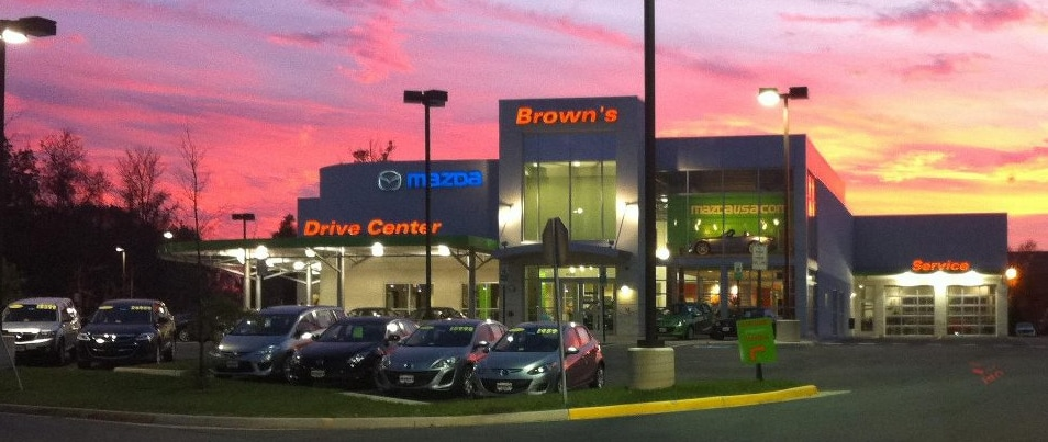 Great Deals, A Buy Happy Philosophy And Amazing Customer Service Is What  Weu0027re All About Here At Brownu0027s Chantilly Mazda